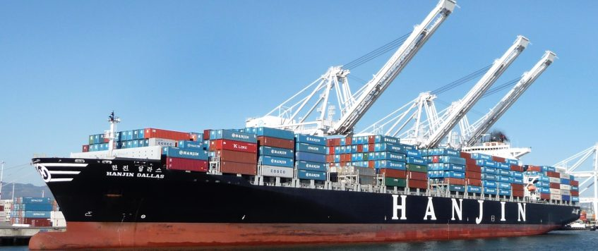 Hanjin shipping talks bankruptcy