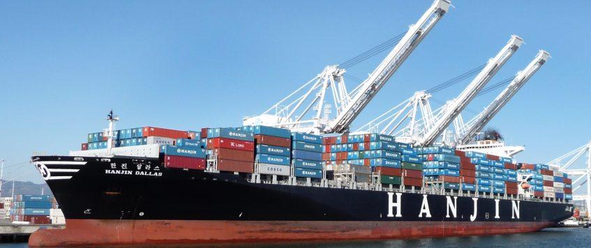 Hanjin shipping talks bankruptcy